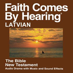 - Latvijas Bībeles biedrība, 2012 - Matthew 1